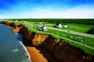 NB Acadian Coast Aerial - ACTP